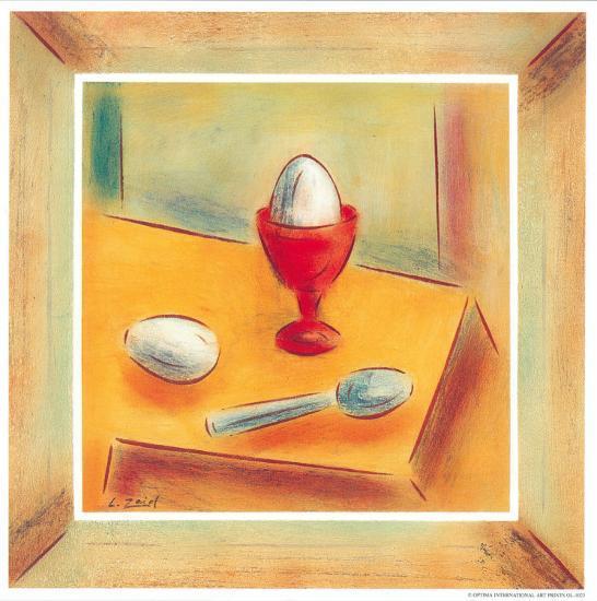 Egg-Urpina-Art Print