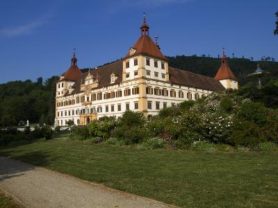 Eggenberg Castle, UNESCO World Heritage Site, Graz, Styria, Austria, Europe-Dallas & John Heaton-Photographic Print