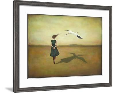 Eggscapism-Duy Huynh-Framed Art Print