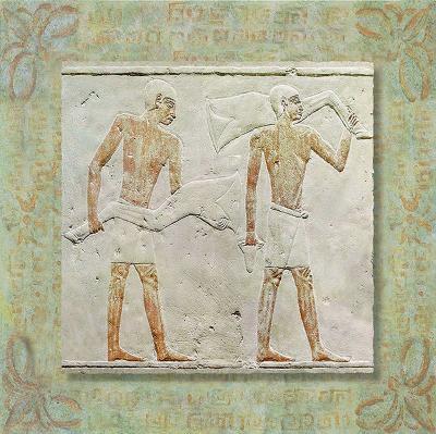 Egiptyan Graffiti II--Art Print