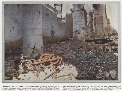 Eglise De Charleville-Jules Gervais-Courtellemont-Photographic Print