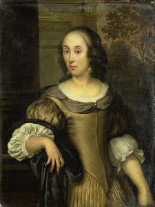 Portrait of a Young Woman by Eglon van der Neer