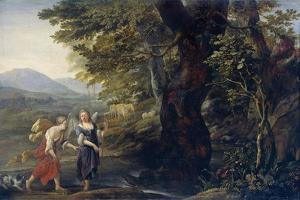 Tobias and the Angel by Eglon van der Neer