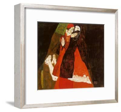 Cardinal and Nun, c.1912