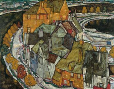 Crescent of Houses II (Island Town), 1915