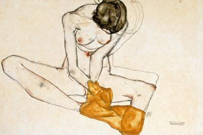 Female Nude, 1901-1918