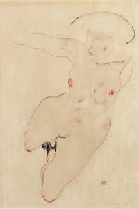 Female Nude, 1912 by Egon Schiele