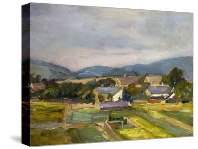 Landschaft in North Austria, 1907