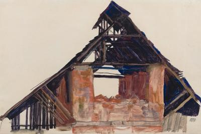 Old Gable, 1913