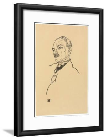 Portrait of August Lederer, 1918