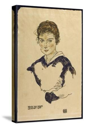 Portrait of Fraulein Toni Rieger