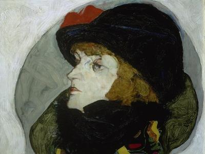 Portrait of Ida Roessler, 1912
