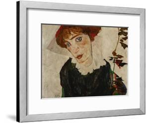 Portrait of Wally, 1912 by Egon Schiele