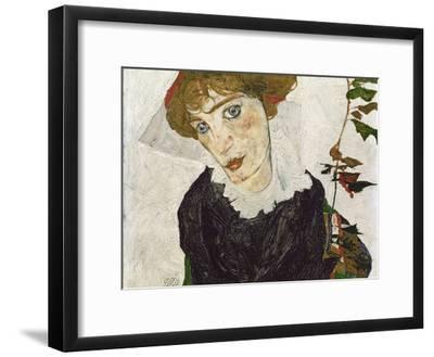 Portrait of Wally Neuzil, 1912
