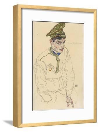 Russian War Prisoner, 1916
