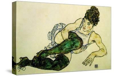 The Green Stockings, 1917