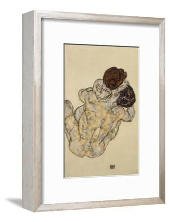 Umarmung (Embrace), 1917