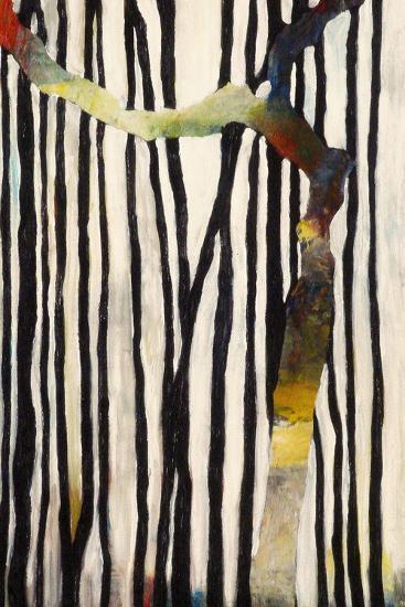 Egon Tree-Hyunah Kim-Art Print