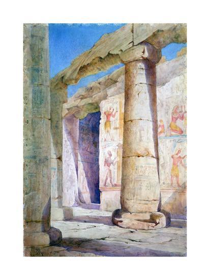 Egypt, 19th Century-Frances Anne Lee-Giclee Print