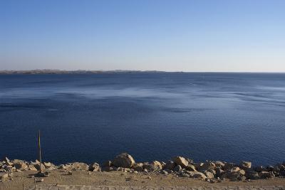 Egypt, Aswan, Lake Nasser--Photographic Print
