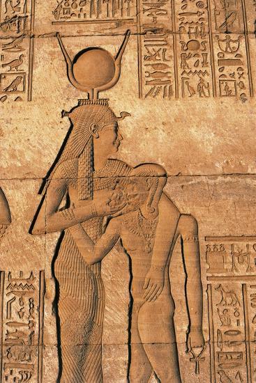 Egypt, Dandarah--Giclee Print