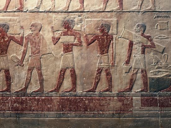 Egypt, Saqqara--Giclee Print