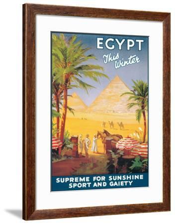 Egypt This Winter