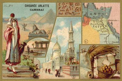 Egypt--Giclee Print