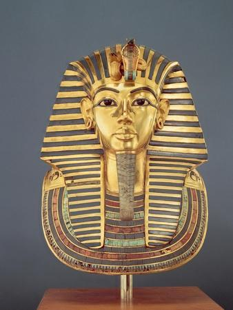 The Funerary Mask of Tutankhamun