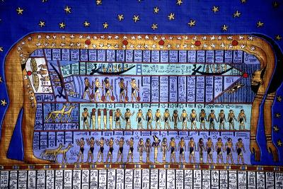 Egyptian Cosmos--Giclee Print