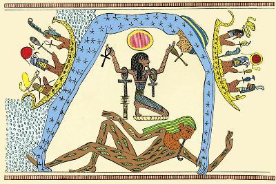 Egyptian Creation Myth-Sheila Terry-Photographic Print