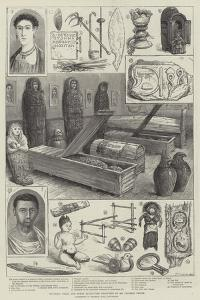 Egyptian, Greek, and Roman Antiquities Discovered by Mr Flinders Petrie