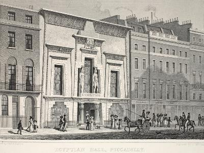 Egyptian Hall-Thomas Hosmer Shepherd-Giclee Print