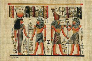 Egyptian Papyrus, Design III