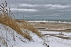 Winter at the Dunes by ehrlif