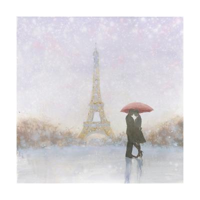 Eiffel Romance-Marco Fabiano-Art Print