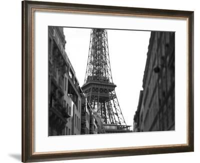 Eiffel Tower and River Seine, Paris, France-Jon Arnold-Framed Photographic Print