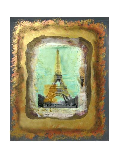 Eiffel Tower III-Andrew Sullivan-Art Print