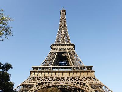 Eiffel Tower, Paris, France, Europe-Godong-Photographic Print