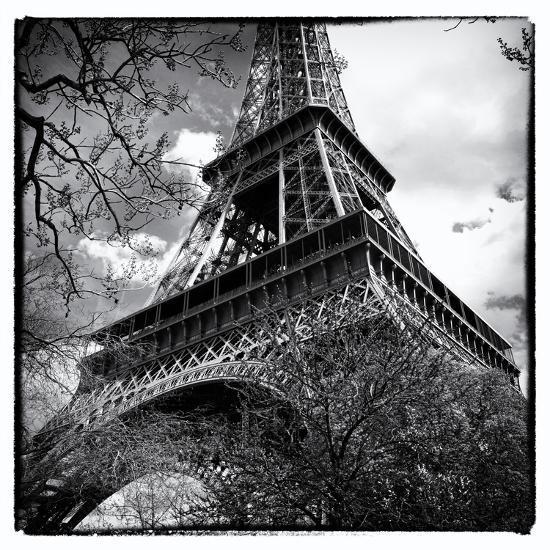 Eiffel Tower - Paris - France - Europe-Philippe Hugonnard-Photographic Print
