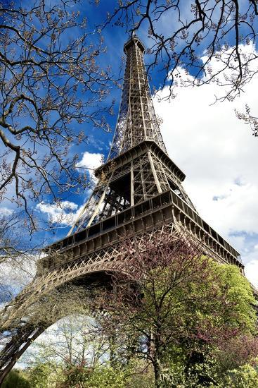 Eiffel Tower - Paris - France - Europe-Philippe Hugonnard-Photographic Print