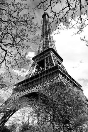 Eiffel Tower - Paris - France - Europe-Philippe Hugonnard-Premium Photographic Print