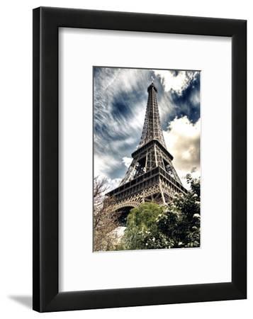 Eiffel Tower - Paris - France - Europe-Philippe Hugonnard-Framed Photographic Print