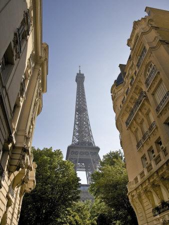 Eiffel Tower, Paris, France-Neil Farrin-Photographic Print