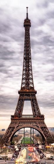 Eiffel Tower, Paris, France-Philippe Hugonnard-Photographic Print