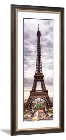 Eiffel Tower, Paris, France-Philippe Hugonnard-Framed Photographic Print