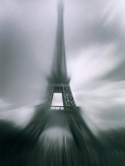Eiffel Tower, Paris, Ile-De-France, France-Mark Newman-Photographic Print