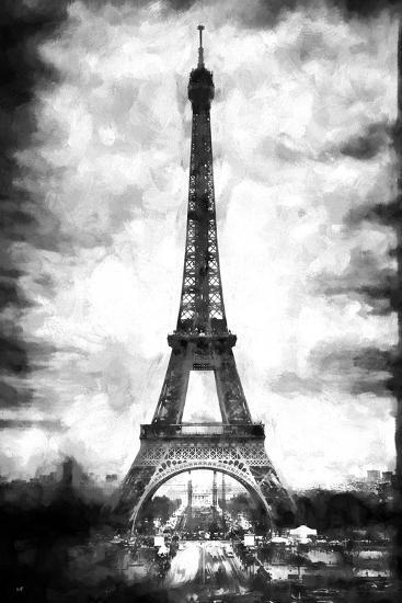 Eiffel Tower Paris-Philippe Hugonnard-Giclee Print