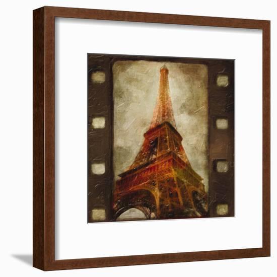 Eiffel Tower-Taylor Greene-Framed Art Print