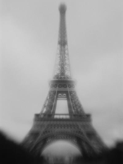 Eiffel Tower--Photographic Print